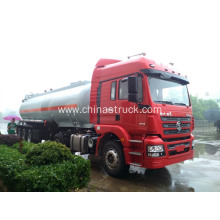 Iraq Hydrochloric Acid Tanker Trailer