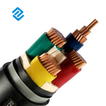 5 Cores Power Cable Power Transmission Distribution