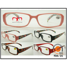 Top Sales and Nice Design Reading Glasses with Paper Transfer Temple (ZX005)