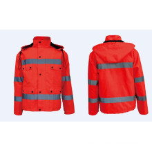 Reflective Orange work Safety Jackets&Outwear