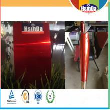Heißer Verkauf Ral Farbe Rutil Titandioxid metallische rote Pulverbeschichtung