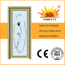 Swing Aluminum Frame Interior Door