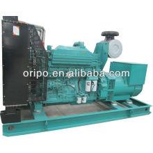 3 fases Cummins KTA19-G4 500kva / 400kw generador diesel eléctrico con alternador sin escobillas