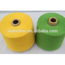 90% wool 10% cashmere Yarn