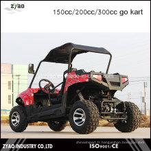Cheap Racing Go Kart à vendre 200 cc refroidi à l'eau Zyao