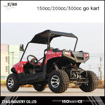 Billig Racing Go Kart zum Verkauf 200cc Wasser gekühlt Zyao