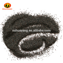 F16-220 # oxyde d'aluminium brun abrasif (BFA) pour le sablage