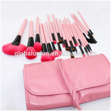 24pcs best makeup brush set