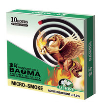 140mm Baoma Green Tea Mosquito Coil