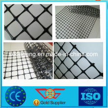 PP Biaxial Geogrid 30kn/M Lower Elongation