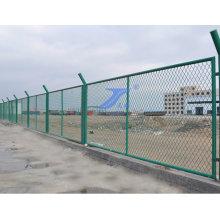 Fabrik erweitert Metallzaun in hoher Qualität