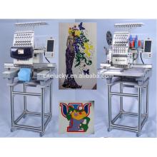 Nuevo precio de la máquina del bordado del casquillo de la cabeza sola para la máquina EG1501CS del bordado de la computadora