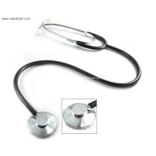 Estetoscopio médico solo de la cabeza agradable del hospital de la calidad