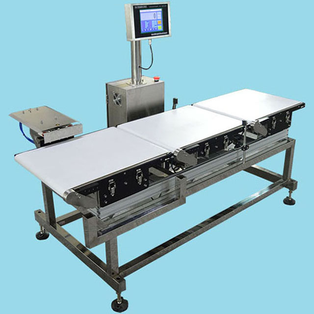in motion checkweigher
