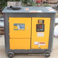 Máquina dobladora de estribo de acero Rebar de la serie GF