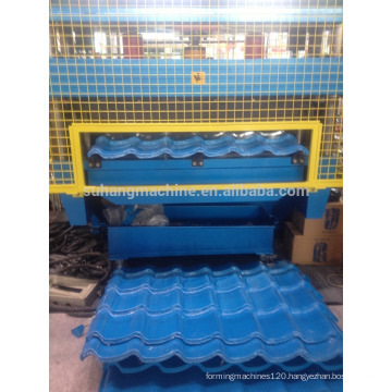 Union Corrugating Corrugated Steel Roof Panel Steel Roofing Profile Roll Forming Machine China Manufacturer
