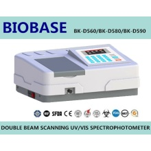 Biobase Hochwertiges Labor-Doppelstrahl-Scanning UV / Vis Spektrophotometer