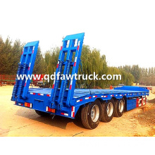 60 Ton Low Bed Semi Trailer