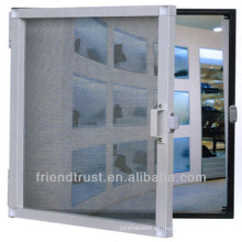 Mosquitera de fibra de vidrio para ventanas y puertas