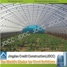 High-Quality Steel Structure Prefabricated Green House