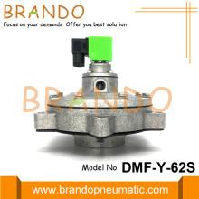 G2 1/2 '' DMF-Y-62S Eingebettetes Membranventil vom Typ SBFEC
