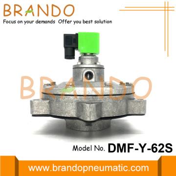 G2 1/2 '' DMF-Y-62S SBFEC Válvula de diafragma incorporada