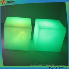 Lumière de bougie sans flamme LED blanche chaude rechargeable