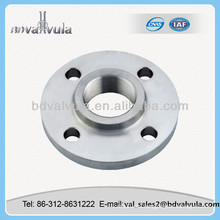 Brida roscada de acero fundido DIN 2566