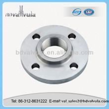 DIN 2566 стальной резьбовой фланец