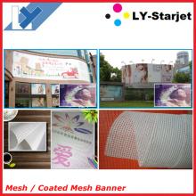 Revestimento de malha revestida (banner Flex Mesh)