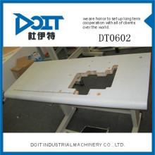DT0602 mesa de máquina de costura ajustável e suporte