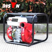 BISON China Taizhou 4-Stroke Kleine tragbare Benzin Wasserpumpe 5.5hp 2 Zoll wp20