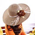 New Fashion Casual Spring And Summer Sunsreen Women Beach Straw Hat
