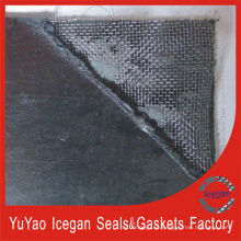 Hoja compuesta de grafito reforzado (forrado con malla de alambre de acero inoxidable)