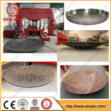 2017 SHUIPO machine Hydraulic Pressure Vessel Dish Head Spinning Machine Automatic Dished End Forming Machine Hydraulic Press