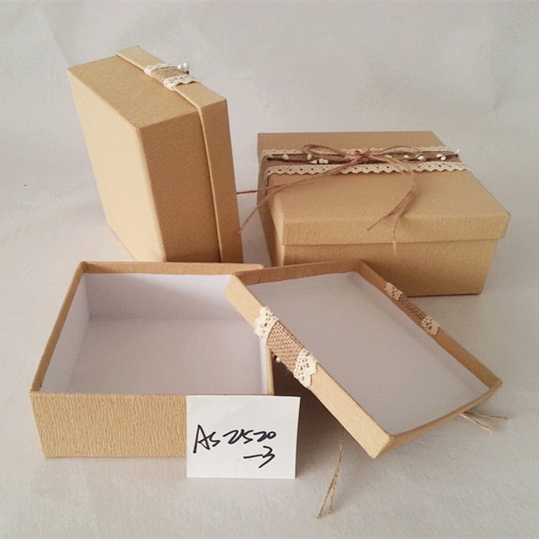Box Company Paper Dressing Packing Box