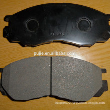 Auto Parts Front Brake Pad D450 No Noise