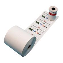 Custom Wholesale Manufacturer Jumbo Rolls Thermal Paper For Cash Register