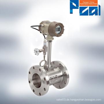 LUGB Vortex Durchflussmesser / Dampf Durchflussmesser ISO9001