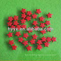 Roll Paint Plastic Star Loose Beads