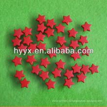 Ролл Краска Пластик Звезда Бусины