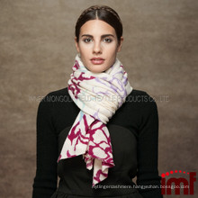 Knitted Cashmere Scarf and Shawl Pure Cashmere Shawl
