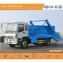 JAPAN technology 4x2 12m3 city garbage truck