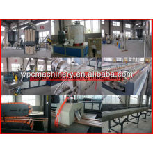 wpc pvc doors and windows profile plastic machinery