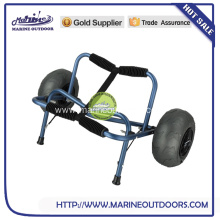 New inventions item in china single seat kayak trailer sell well in USA