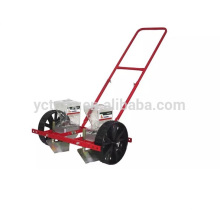 low maintenance 2 row manual type vegetable planter/onion seeder