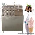 Homogeneizador de alta presión de helado de 3000L/h