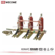 Wecome KEMA testou o comutador de aterramento de média tensão 1250A