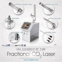 Laser de CO2 potable para remoção de cicatriz modelo VF-8