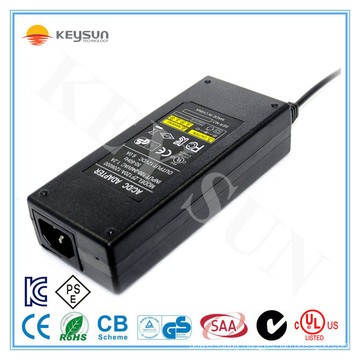 12v 6amp 72w led power supply for led strip light